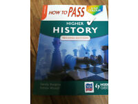 HOW TO PASS HIGHER HISTORY