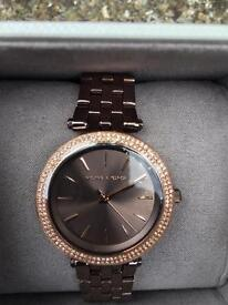 Brand new michael kors watches with receipt 12.6.17