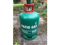 New 13kg Calor has bottle - propane, never been used