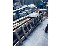 Untreated timber and wood for sale from w3 area at £50 the lot. Buyer to collect