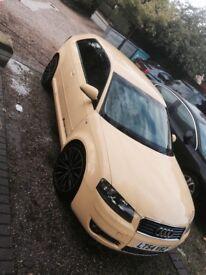 54 Plate Audi A3 Sport - Automatic 3 door hatchback, petrol 2.0