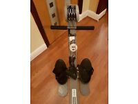 **PRO FITNESS ROWING MACHINE** WHAT ARE YOU WAITING FOR, CALL NOW!