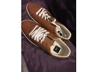 New River Island size 8 brown shoes