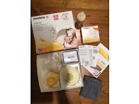 Unused Medela Swing electric breast pump with Calma - £70