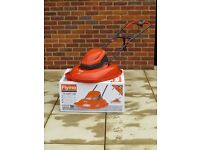 Flymo Turbo 400 Electric Corded Hover Lawnmower 1500W 40cm Blade, Only Used a Few Times, 6 mths Old