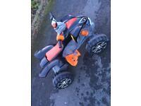 12v electric quad bike