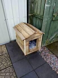 Medium dog house
