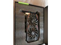 Gigabyte Nvidia GTX 1060 WF2 3GB GDDR5 PCI-E