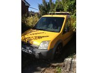 Ford Transit Connect for spares or repair