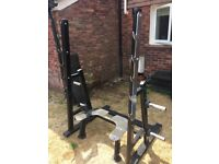 Squat Rack Gym Equipment
