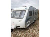 2008 Sterling Onyx Elite 4 Berth Caravan