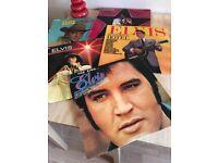 26 elvis Presley vinyls