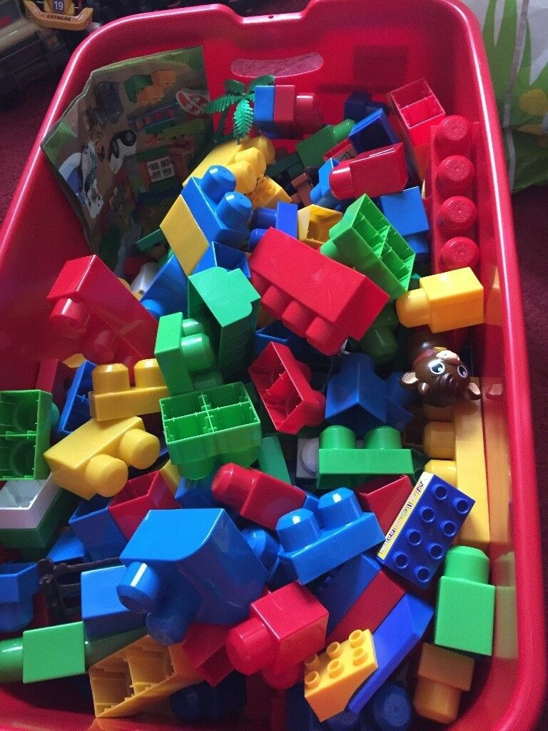 Kids first building blocks