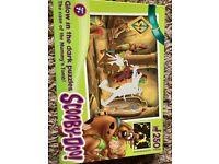 Scooby Doo Glow in the Dark Jigsaw puzzle