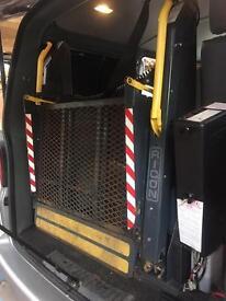 Ricon wheelchair lift 350kg