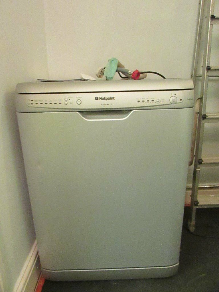 For Sale Hotpoint Aquarius Dishwasher