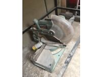 Hitachi 110v Mitre saw