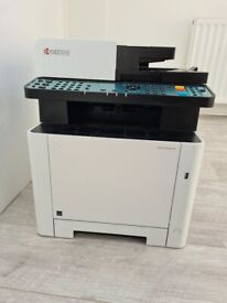 Kyocera Ecosys M5521cdn All-in-one Colour Laser Multifunction Printer