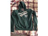 Ladies SuperDry hoodie Size L £5