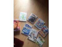 Nintendo wii & accessories £90