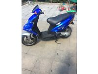 piagio nrg 50 cc deristricted 52 plate