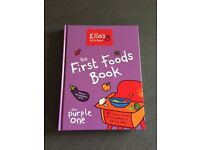 Ella's First Foods (Hardcover Book)