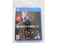 Mortal Kombat XL PS4 NEW