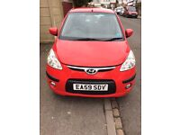 Hyundai i10 Comfort 1.2 /ONE LADY OWNER SINCE 2009/£30 ROAD TAX