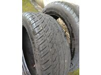 tyres 215 50 17 W xl