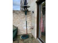 Gas patio heater