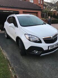 2015 Vauxhall's mokka SE 1.6 petrol