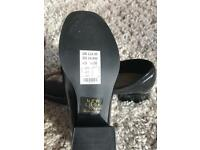 New Look Shoes Black Size 5