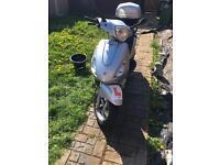 Piaggio fly 125 not gilera Honda Yamaha typhoon