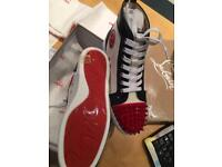 Men's trainers/ women's trainers/crystal/ spikes/LOUBS/LV/VALENTINO