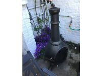 New Chimenea for garden