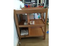 Mamas and Papas Wooden Change Table. Excellent condition.