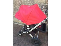 Bugaboo pram and pushchair
