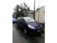 7 seater Citroen grand picasso C4 very good condition 11 months mot drives faultless may take part x