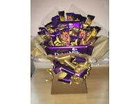 Chocolate Bouquet gift box