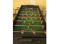 Football and Air hockey 2 in 1 table
