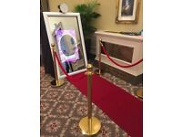 Customisable Magic Mirror! Perfect for wedding guest and events