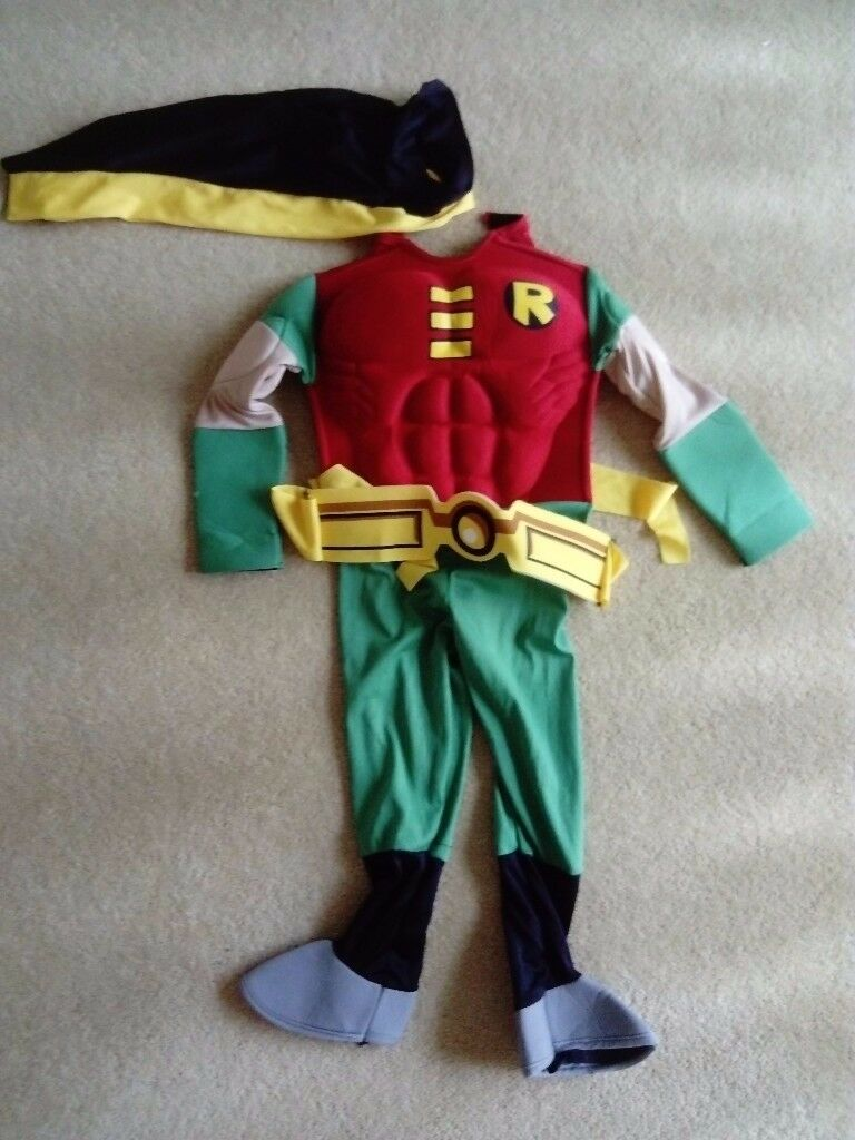 Robin outfit (age approx 2-3 years)
