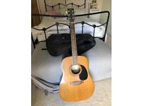 Hofner acoustic guitar