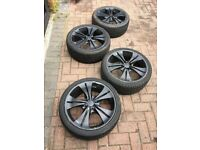 clio alloy wheels 17 bsa 4x100 astra
