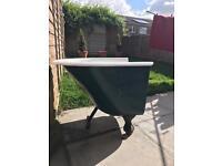 Garden bath chairs