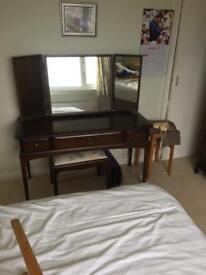 Stag furniture bedroom suite