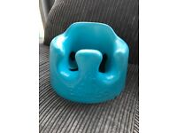 Bumbo floor seat and play tray