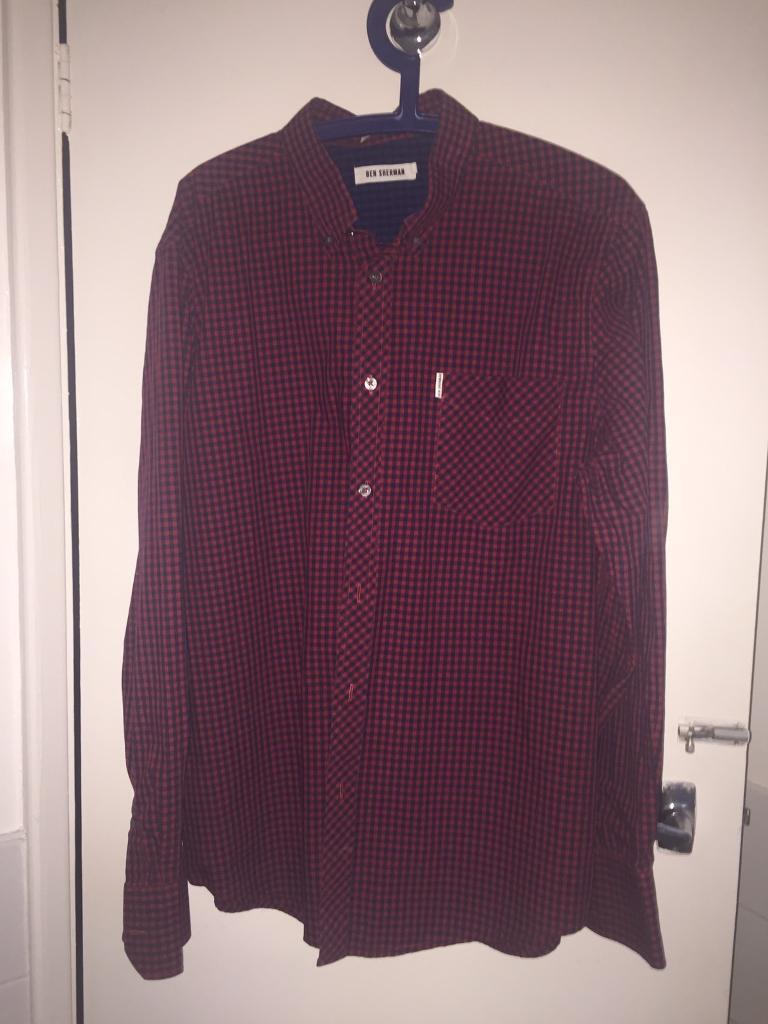 Ben Sherman xxl shirt