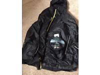 Hi Gear kids stowaway Jacket never worn
