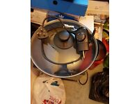2 Electric Woks and 1 Electric Frying Pan